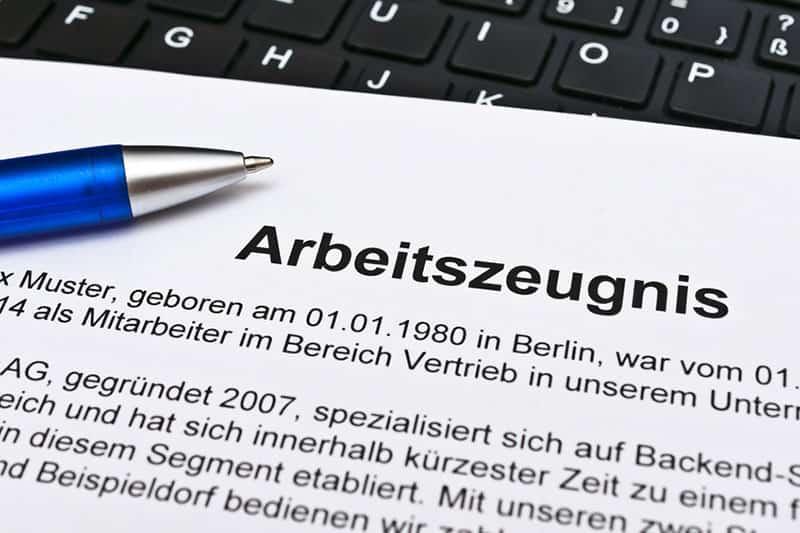 Arbeitszeugnis- Fachanwälte Arbeitsrecht Dr. Heise und Beume