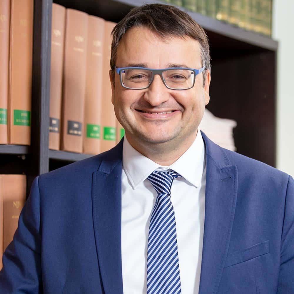Rechtsanwalt-Fachanwalt Arbeitsrecht Stephan Beume